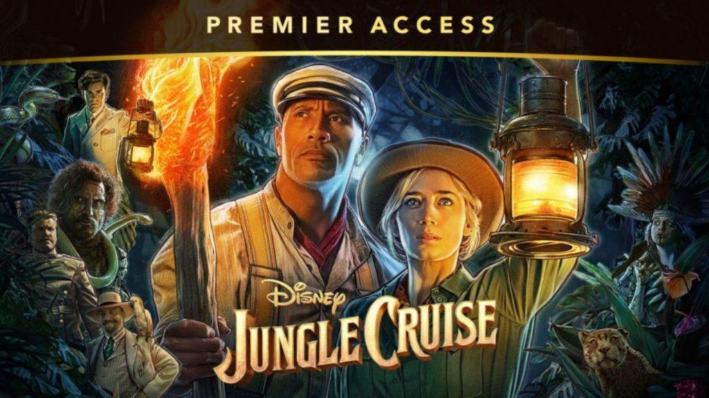 Jungle Cruise ผจญภัยล่องป่ามหัศจรรย์