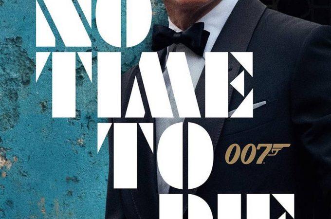 NO TIME TO DIE (007 พยัคฆ์ร้ายฝ่าเวลามรณะ)